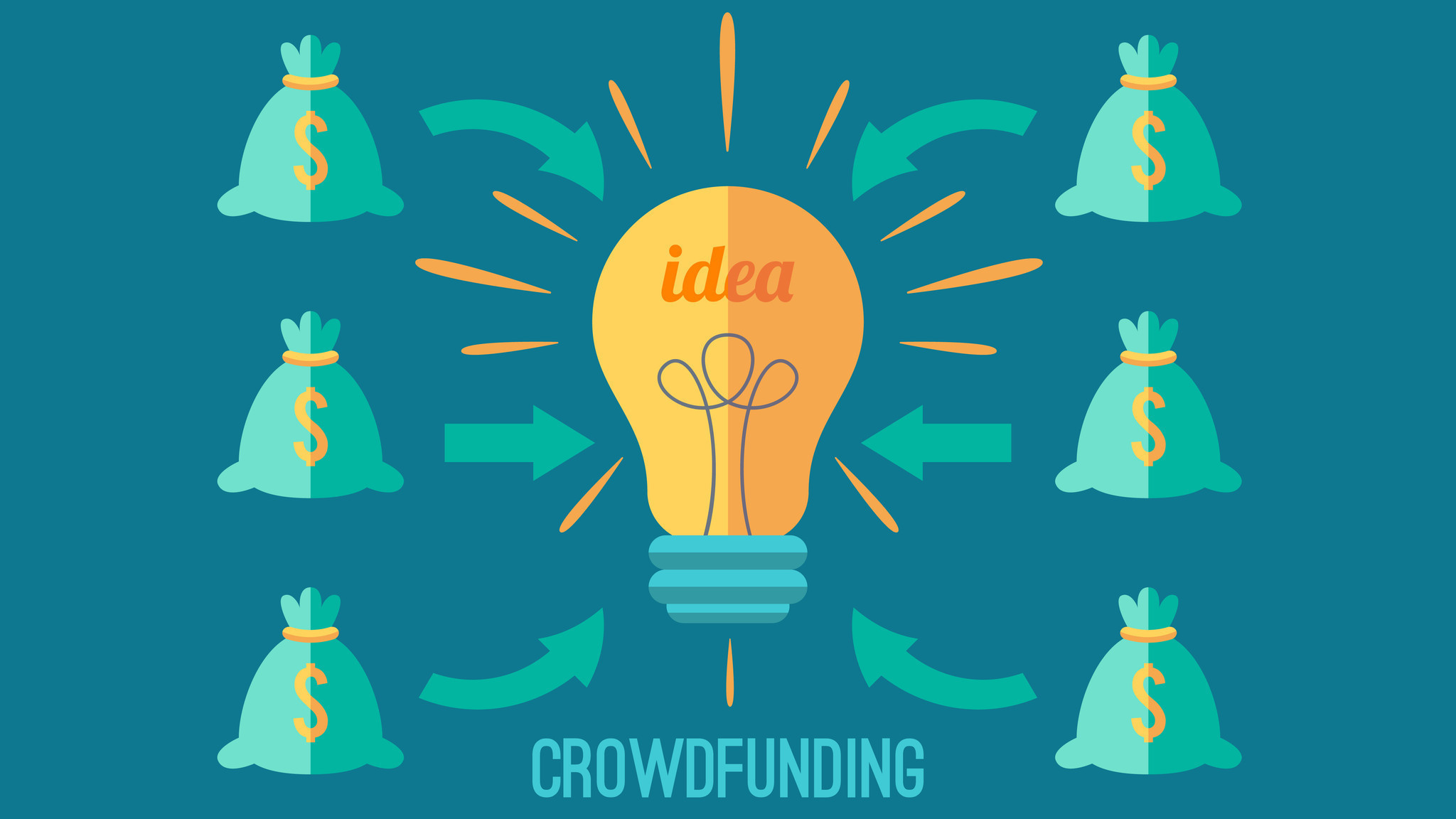 Jak funguje crowfunding