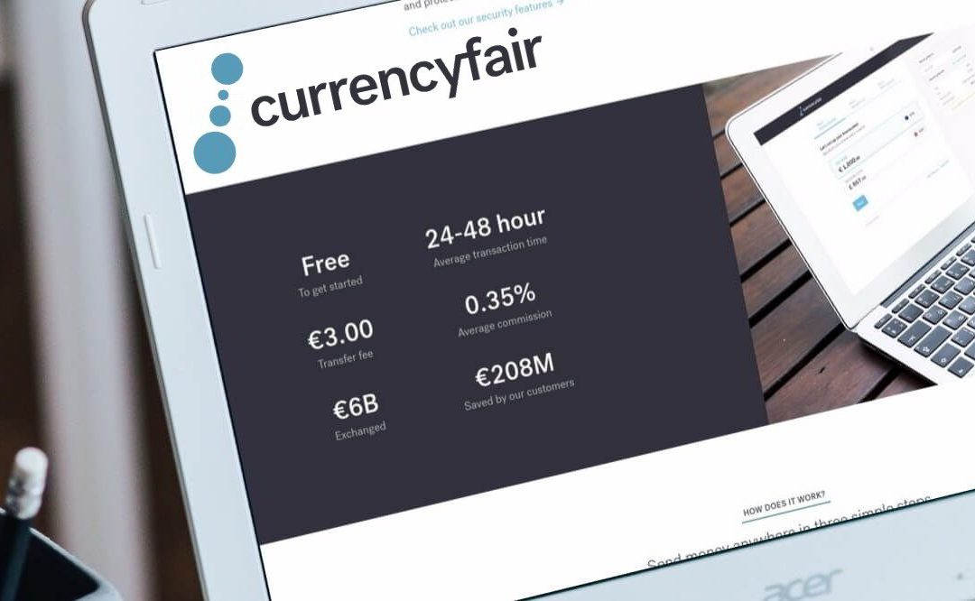 CurrencyFair - nahled