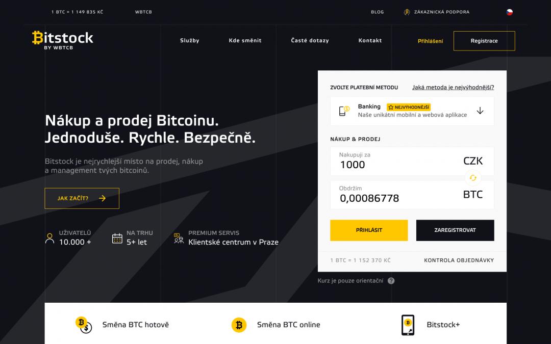 Bitstock mění název na Bit.plus a přináší digitalizované fyzické zlato