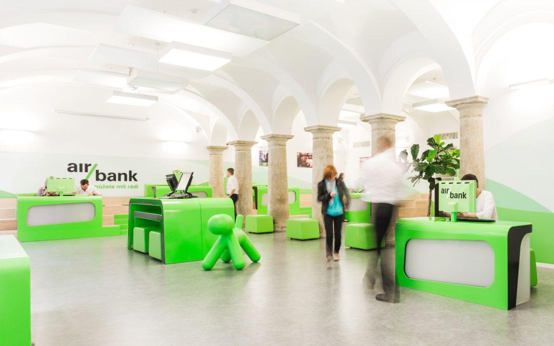 Air Bank se spojuje s Portu