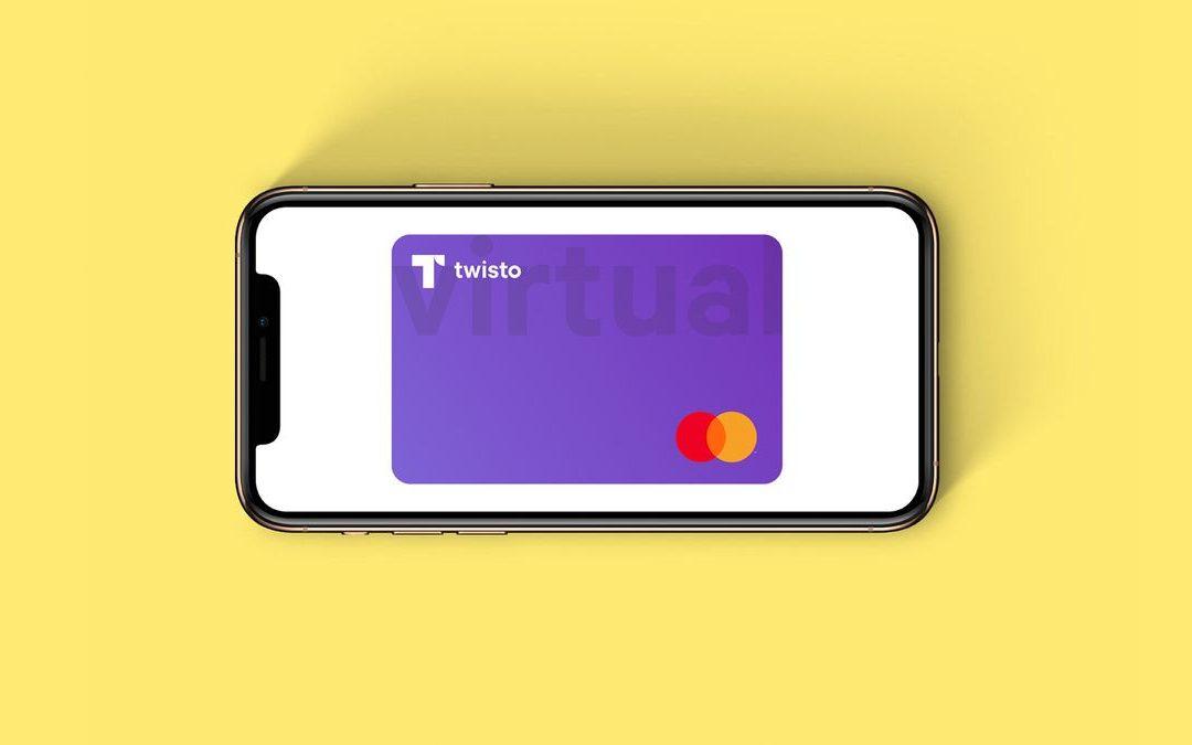 Jednorazova karta - Twisto