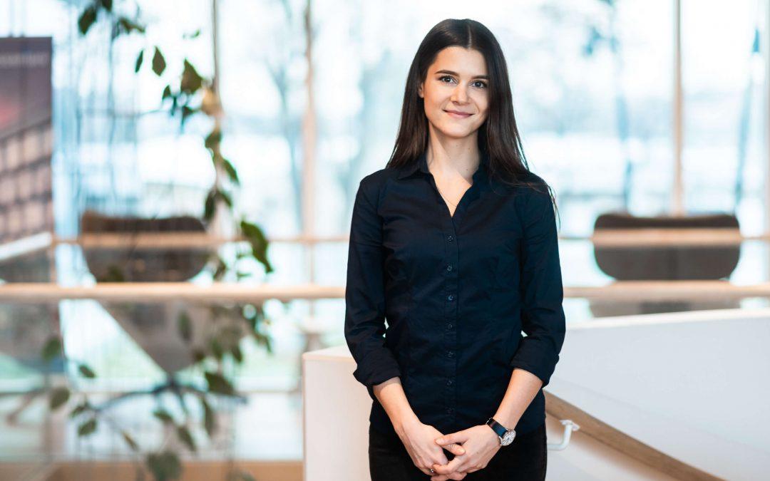 Eliška Vámošová o akci Engaged Investment