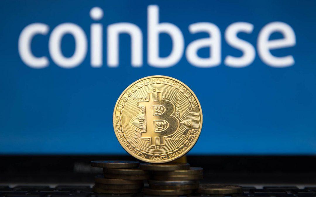 coinbase + bitcoin
