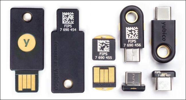 hardwarové klíče