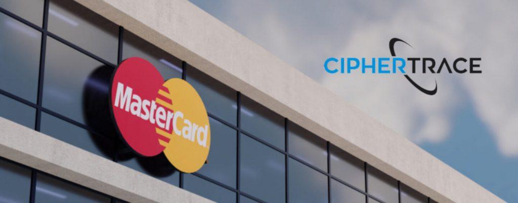 MasterCard + Ciphertrace a kryptoměny
